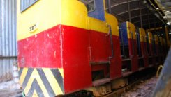 Toy train Cauvery Express no longer chugs at Raja Seat