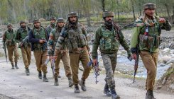 IPS officer's brother among three ultras killed in J&K