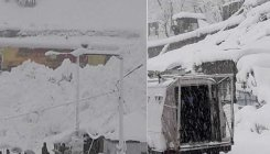 Srinagar-Jammu NH closed after snow avalanche