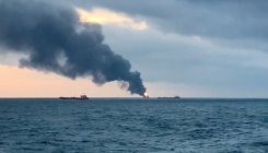 14 dead as 2 ships catch fire, Indians in crew