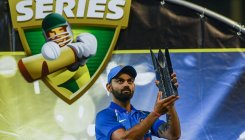 'Very very happy' Kohli sweeps top ICC awards