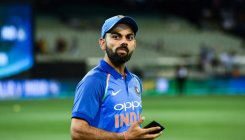 Kohli rested for last two ODIs and T20Is