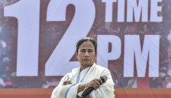 Centre doesn't consider Netaji as national hero: Mamata