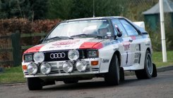 From street to track: Legend of Audi Quattro