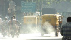 Bosch's air quality study to help citizens