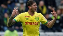 Cardiff striker Sala feared dead