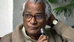 Homage to George Fernandes today