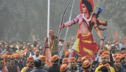 VHP suspends Ram temple campaign till General Elections