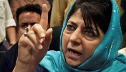 Mehbooba lauds Imran, hits out at Centre on Ram Temple