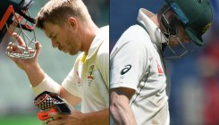 Smith, Warner bans to end during Pak series