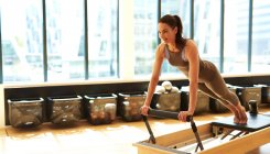 For strength, it's pilates to the core