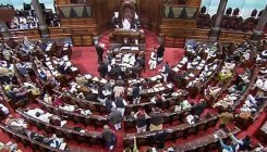 Rajya Sabha:Motion of Thanks adopted without discussion