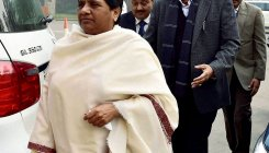 UP BJP, MP Cong examples of 'state terror': Mayawati