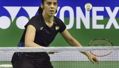 Saina refuses to play due to 'poor playing surface'
