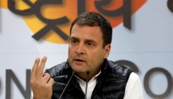 Modi wrote off dues of industrialist-friends: Rahul