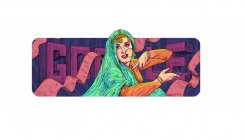 Google celebrates Madhubala's 86th birthday