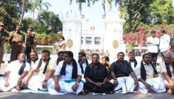 Puducherry CM unfazed; to continue protest