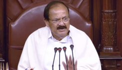Venkaiah pitches for making Parl disruption poll issue