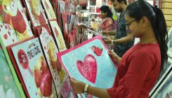City soaks in love this Valentine's day