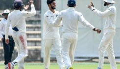 Markande's fifer hands India 'A' win