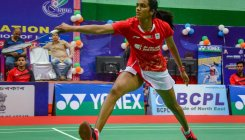 Sindhu, Saina in final