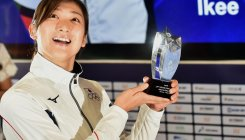 Japan's Olympic poster girl diagnosed with leukaemia