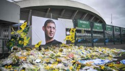 Striker Emiliano Sala funeral takes place in Argentina