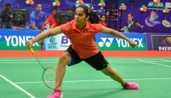 Saina has Sindhu's number again