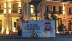 Saudi crown prince heads for Pak amid India tensions