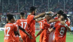 FC Goa drub Blasters to seal play-off spot