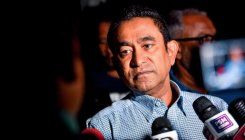 Maldives arrests ex-leader Yameen for money laundering