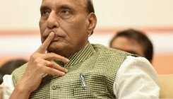 Rajnath reviews J-K situation; NSA, Home Secy attend