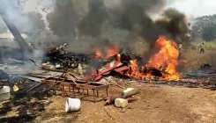 IAF: Five crashes in the last 21 days
