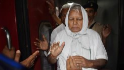 Lalu Prasad Yadav moves SC for bail