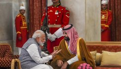 Modi, Saudi Prince discuss restarting Indo-Pak talks