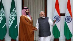 Cong attacks PM over India-Saudi statement