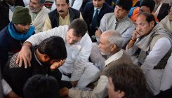 Visit Pulwama victims' kin, Rahul to Cong leaders