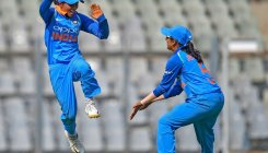 Comprehensive win for Indian eves
