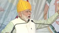 Our fight is not against Kashmiris: PM Modi