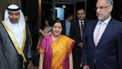 Sushma likely to raise terrorism issue at OIC meet