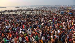 Kumbh concludes with millions taking dip at Sangam