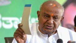 No tie-up with Cong for ULB polls: Gowda
