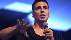 Awareness on menstruation: Akshay Kumar flags off run