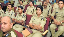 26 Whitefield policeman win awards for crime detection