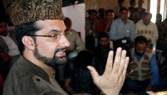 Mirwaiz says can't travel to Delhi for NIA questioning