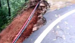Heavy rains: Agumbe ghat road caves in