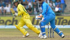 Aus beat India by 35 runs, clinch series 3-2