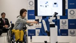 Tokyo 2020 unveils robots to help wheelchair users