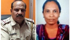 Heroic cop rescues woman, donates blood