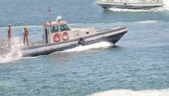 Indian Coast guards rescue 15 fishermen